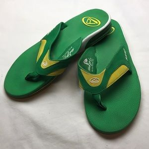 Mick Fanning Reef shoes. Size 9